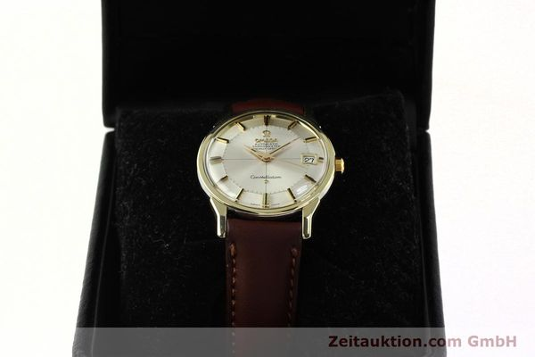 Used luxury watch Omega Constellation steel / gold automatic Kal. 564  | 142726 07