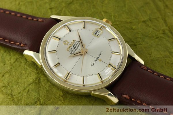 Used luxury watch Omega Constellation steel / gold automatic Kal. 564  | 142726 13