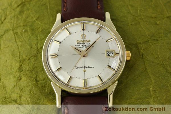 Used luxury watch Omega Constellation steel / gold automatic Kal. 564  | 142726 14
