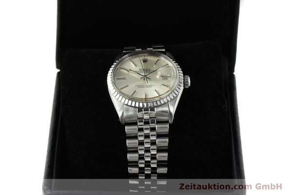 Used luxury watch Rolex Datejust steel automatic Kal. 3035 Ref. 16030  | 142727 07