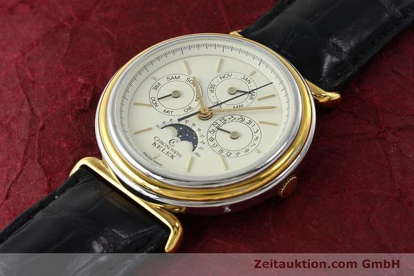 Used luxury watch Chronoswiss Kelek steel / gold automatic Kal. ETA 2892-2 Ref. 5287M-4-A-S2  | 142734 01