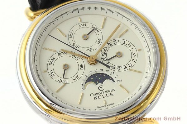 Used luxury watch Chronoswiss Kelek steel / gold automatic Kal. ETA 2892-2 Ref. 5287M-4-A-S2  | 142734 02