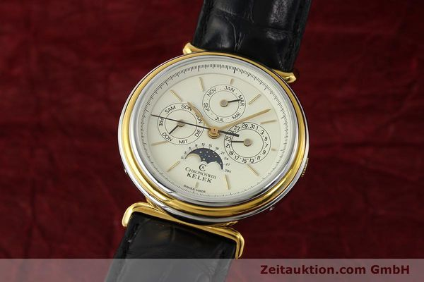 Used luxury watch Chronoswiss Kelek steel / gold automatic Kal. ETA 2892-2 Ref. 5287M-4-A-S2  | 142734 04