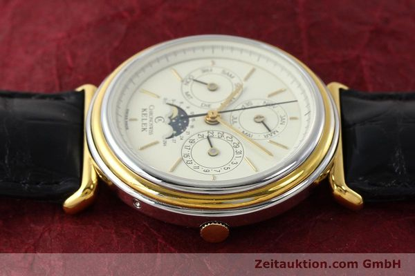 Used luxury watch Chronoswiss Kelek steel / gold automatic Kal. ETA 2892-2 Ref. 5287M-4-A-S2  | 142734 05