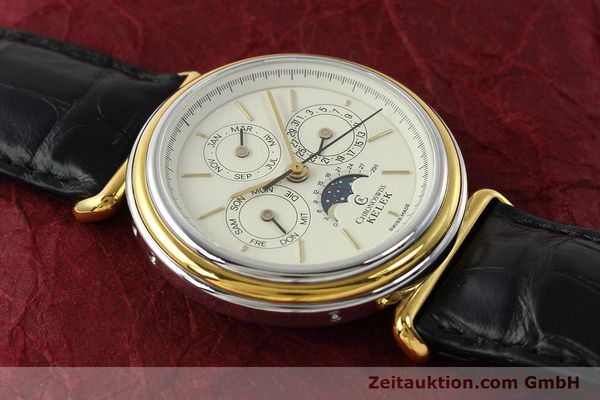 Used luxury watch Chronoswiss Kelek steel / gold automatic Kal. ETA 2892-2 Ref. 5287M-4-A-S2  | 142734 14