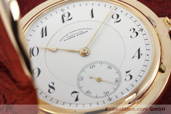 Used luxury watch A. Lange & Söhne DUF 14 ct yellow gold manual winding  | 142737 02