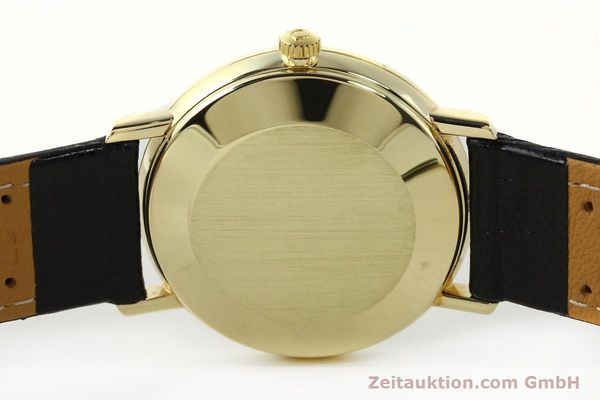 Used luxury watch Omega * 14 ct yellow gold automatic Kal. 552  | 142740 08