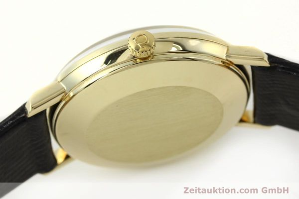 Used luxury watch Omega * 14 ct yellow gold automatic Kal. 552  | 142740 11