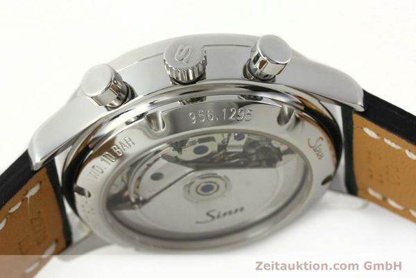 Used luxury watch Sinn 956 Ralleychronograph chronograph steel automatic Kal. ETA 7750 Ref. 956.1295  | 142743 08