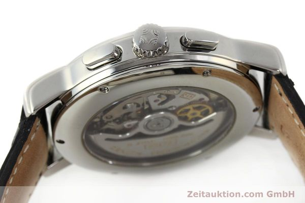 Used luxury watch Zenith Elprimero chronograph steel automatic Kal. 410 Ref. 01 0240 410  | 142744 12