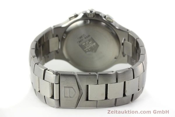 Used luxury watch Tag Heuer Kirium chronograph steel automatic Kal. ETA 2894-2 Ref. CL2112  | 142752 12