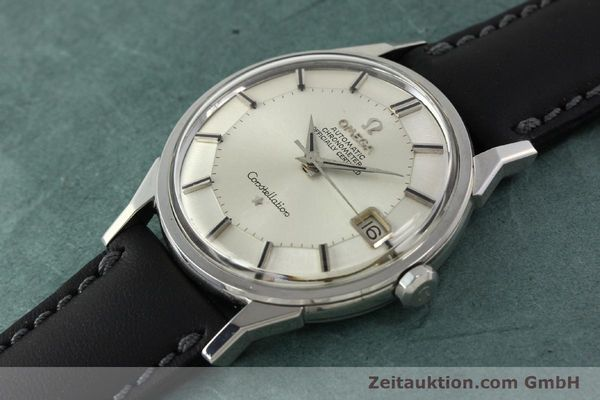 Used luxury watch Omega Constellation steel automatic Kal. 561  | 142755 01
