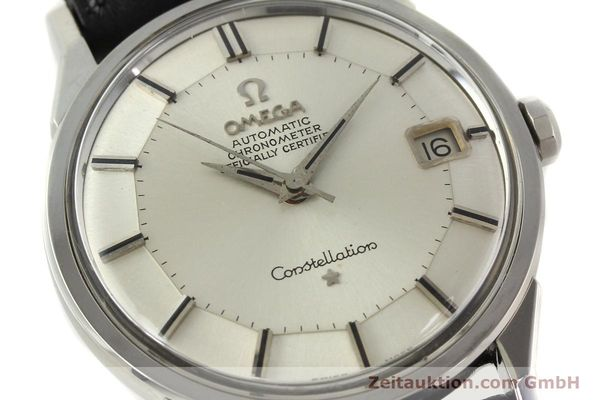 Used luxury watch Omega Constellation steel automatic Kal. 561  | 142755 02
