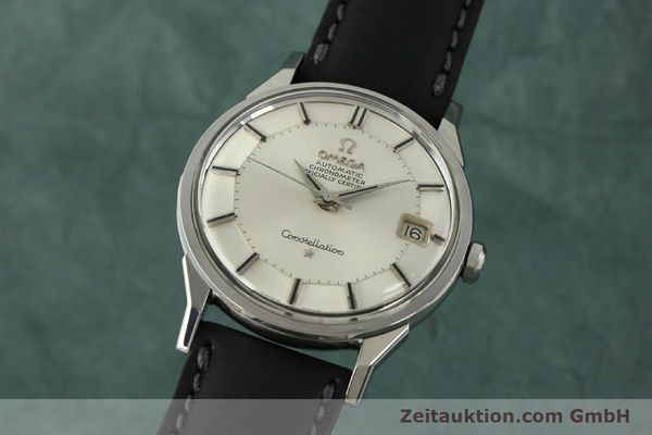 Used luxury watch Omega Constellation steel automatic Kal. 561  | 142755 04