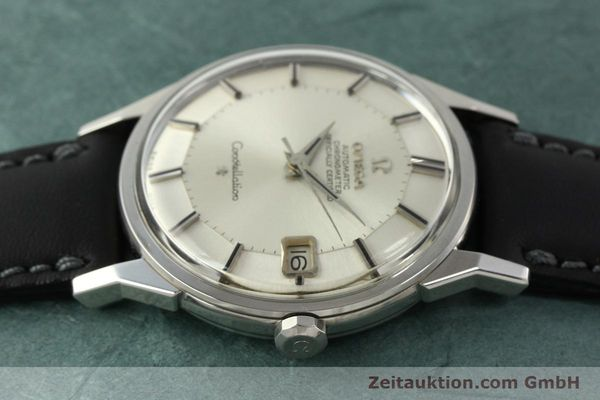 Used luxury watch Omega Constellation steel automatic Kal. 561  | 142755 05