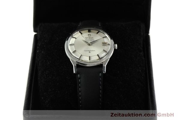 Used luxury watch Omega Constellation steel automatic Kal. 561  | 142755 07