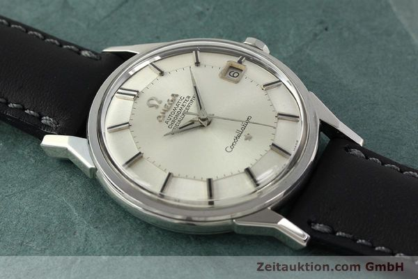Used luxury watch Omega Constellation steel automatic Kal. 561  | 142755 14