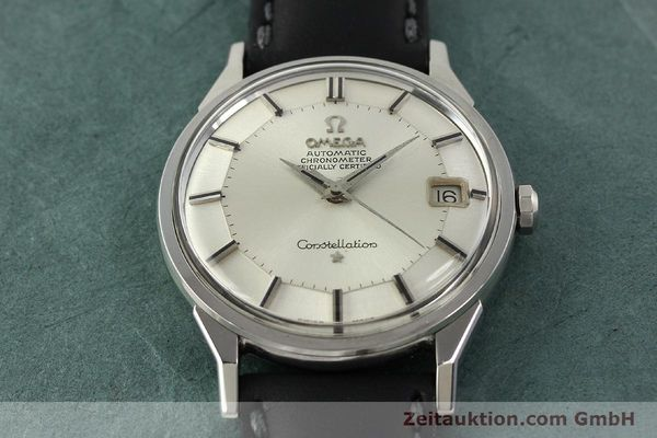 Used luxury watch Omega Constellation steel automatic Kal. 561  | 142755 15