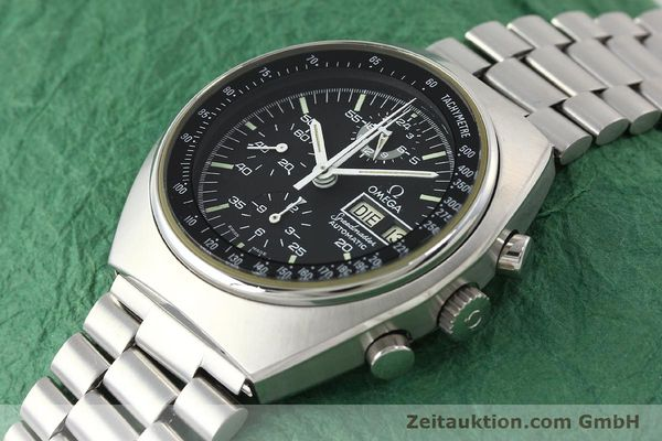Used luxury watch Omega Speedmaster chronograph steel automatic  | 142764 01