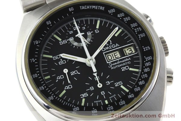 Used luxury watch Omega Speedmaster chronograph steel automatic  | 142764 02