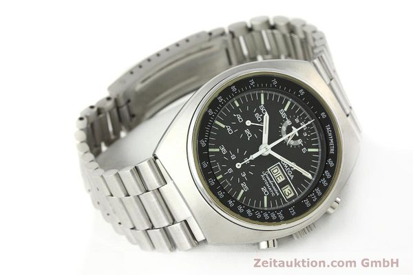 Used luxury watch Omega Speedmaster chronograph steel automatic  | 142764 03