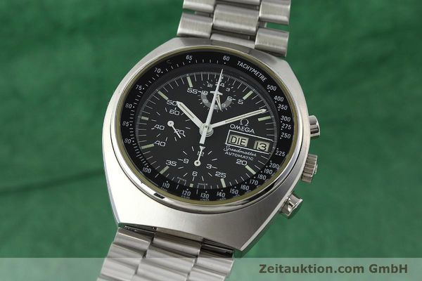 Used luxury watch Omega Speedmaster chronograph steel automatic  | 142764 04