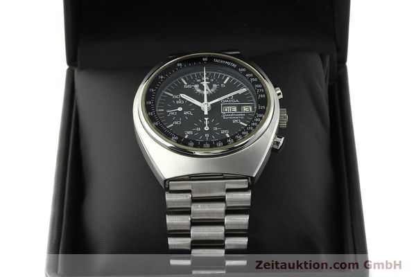 Used luxury watch Omega Speedmaster chronograph steel automatic  | 142764 07