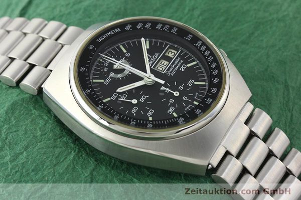 Used luxury watch Omega Speedmaster chronograph steel automatic  | 142764 16