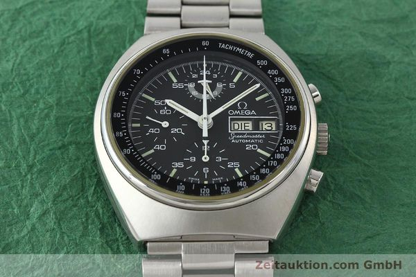 Used luxury watch Omega Speedmaster chronograph steel automatic  | 142764 17