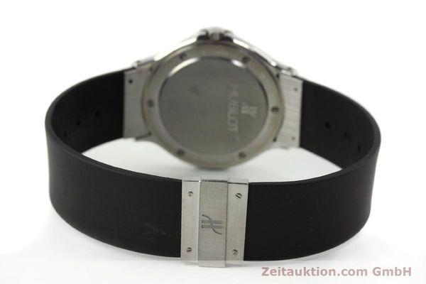 Used luxury watch Hublot MDM steel quartz Kal. ETA 955412 Ref. 15211001  | 142765 10