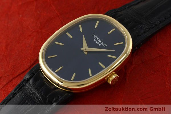 Used luxury watch Patek Philippe Ellipse 18 ct gold manual winding Kal. 16-250 Ref. 4226  | 142766 01