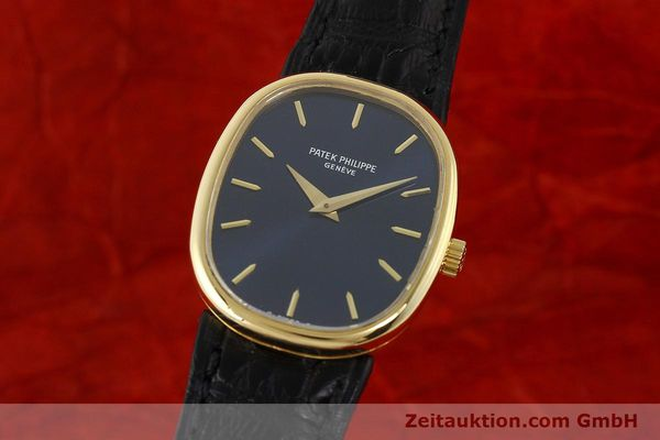 Used luxury watch Patek Philippe Ellipse 18 ct gold manual winding Kal. 16-250 Ref. 4226  | 142766 04