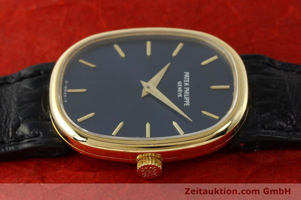 Used luxury watch Patek Philippe Ellipse 18 ct gold manual winding Kal. 16-250 Ref. 4226  | 142766 05