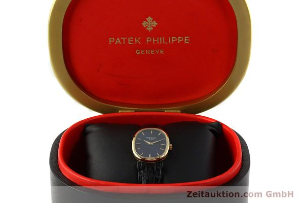 Used luxury watch Patek Philippe Ellipse 18 ct gold manual winding Kal. 16-250 Ref. 4226  | 142766 07