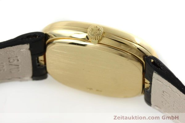 Used luxury watch Patek Philippe Ellipse 18 ct gold manual winding Kal. 16-250 Ref. 4226  | 142766 11