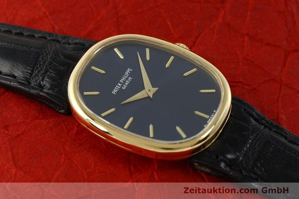 Used luxury watch Patek Philippe Ellipse 18 ct gold manual winding Kal. 16-250 Ref. 4226  | 142766 15