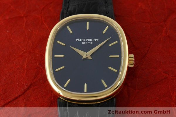 Used luxury watch Patek Philippe Ellipse 18 ct gold manual winding Kal. 16-250 Ref. 4226  | 142766 16