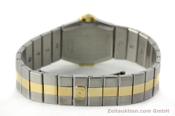 Used luxury watch Chopard St. Moritz steel / gold quartz Kal. ETA 956.112 Ref. SM28749  | 142767 11