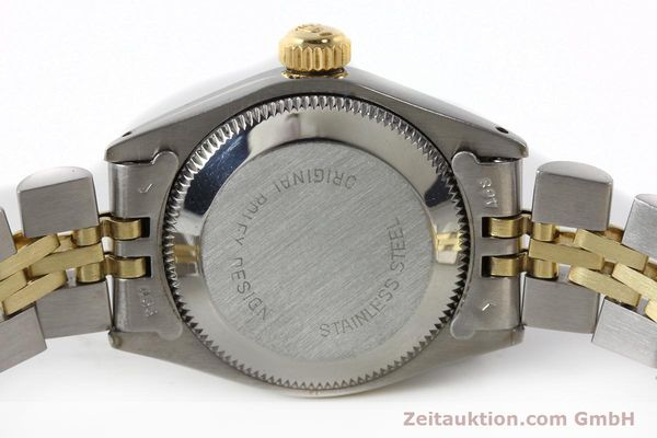 Used luxury watch Rolex Oyster Perpetual steel / gold automatic Kal. 2030 Ref. 6719  | 142768 08