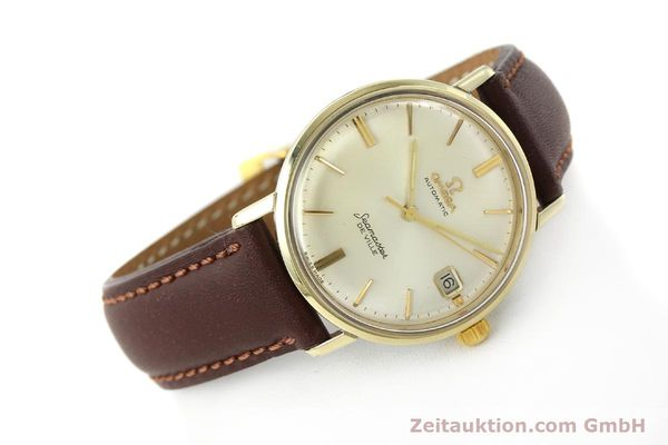 Used luxury watch Omega Seamaster steel / gold automatic Kal. 562  | 142770 03