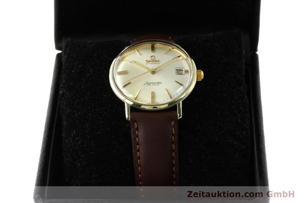 Used luxury watch Omega Seamaster steel / gold automatic Kal. 562  | 142770 07