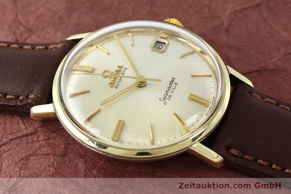 Used luxury watch Omega Seamaster steel / gold automatic Kal. 562  | 142770 13