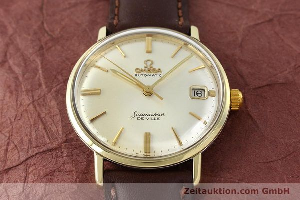 Used luxury watch Omega Seamaster steel / gold automatic Kal. 562  | 142770 14
