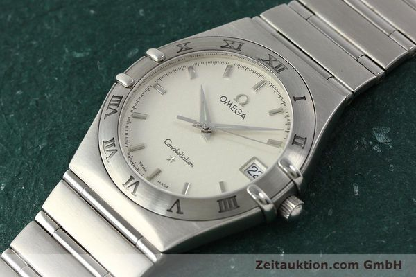 Used luxury watch Omega Constellation steel quartz Kal. 1532  | 142773 01