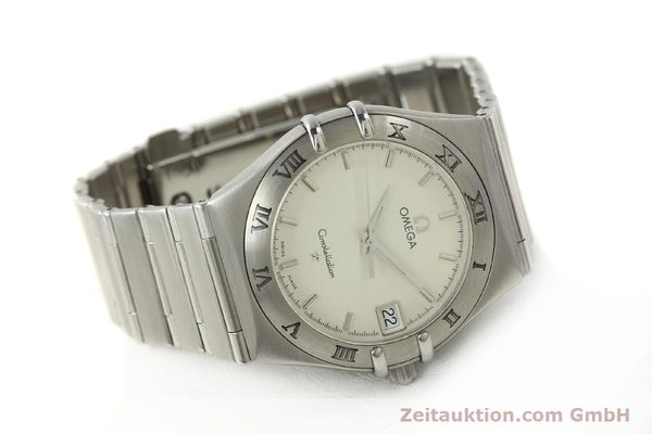 Used luxury watch Omega Constellation steel quartz Kal. 1532  | 142773 03