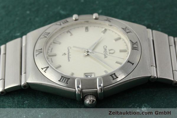 Used luxury watch Omega Constellation steel quartz Kal. 1532  | 142773 05