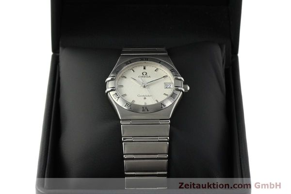 Used luxury watch Omega Constellation steel quartz Kal. 1532  | 142773 07