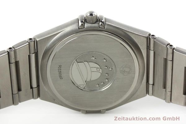 Used luxury watch Omega Constellation steel quartz Kal. 1532  | 142773 09