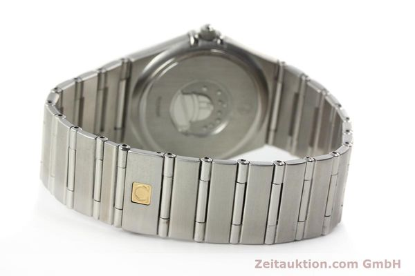 Used luxury watch Omega Constellation steel quartz Kal. 1532  | 142773 11