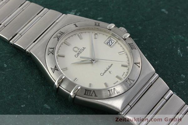 Used luxury watch Omega Constellation steel quartz Kal. 1532  | 142773 13